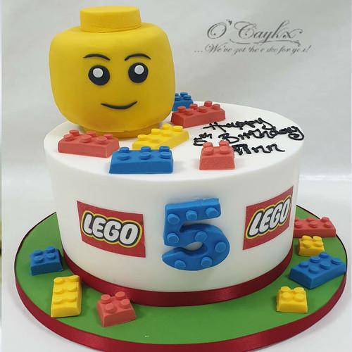 Lego Cake - KC0033