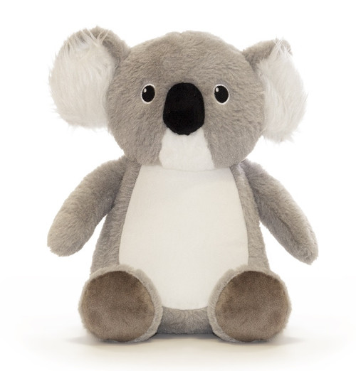 NEW Custom Embroidered Koala Stuffed Animal