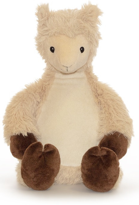 NEW Custom Embroidered Llama Stuffed Animal
