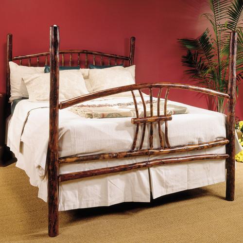 Black Forest Hickory Bedroom Furniture