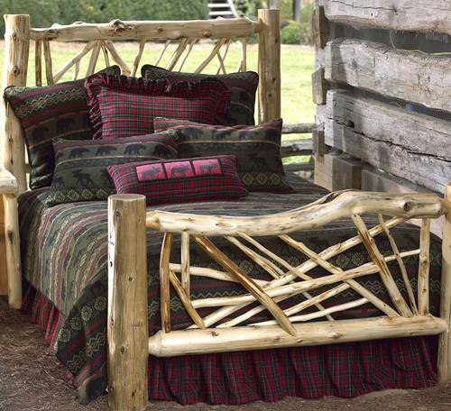 Cedar Log Furniture