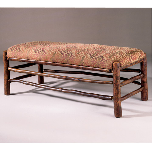 Black Forest Hickory Bench