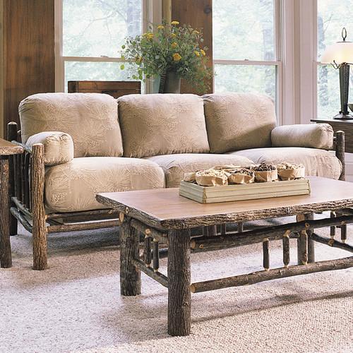 Black Forest Berea Hickory Sofa