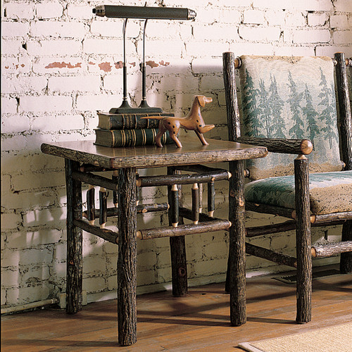 Black Forest Berea End Table