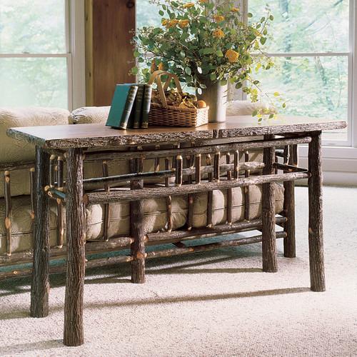 Black Forest Berea Sofa Table