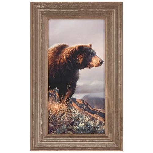 Fresh Air Framed Canvas