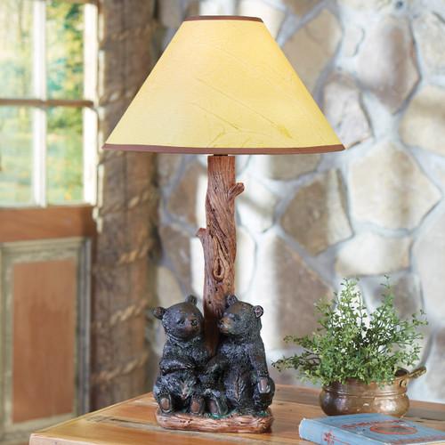 Friendship Bear Table Lamp