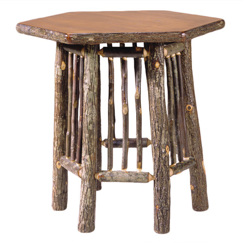 Black Forest Hickory Parlor Table
