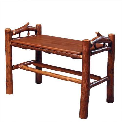 Black Forest Hickory Twig Tea Table