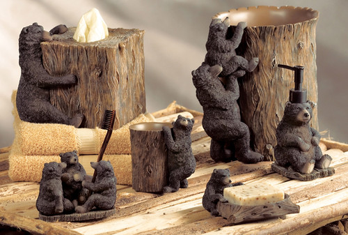 Black Bear Lodge Bath Collection