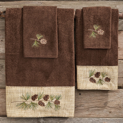 Pine Haven Towel Collection