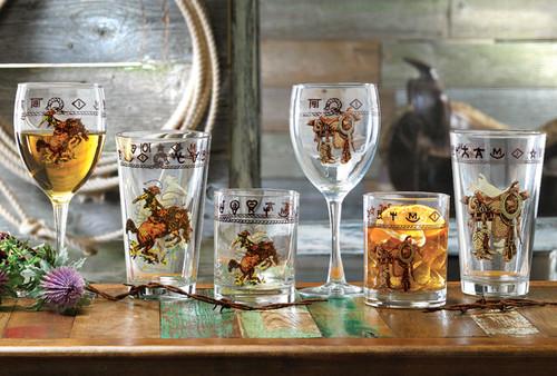 Western Glassware Sets