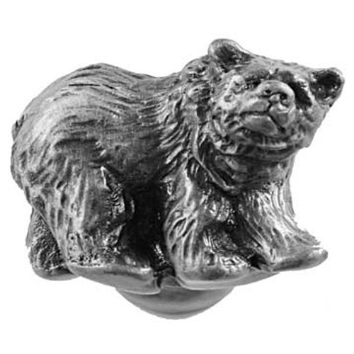 Grizzly Cabinet Knob