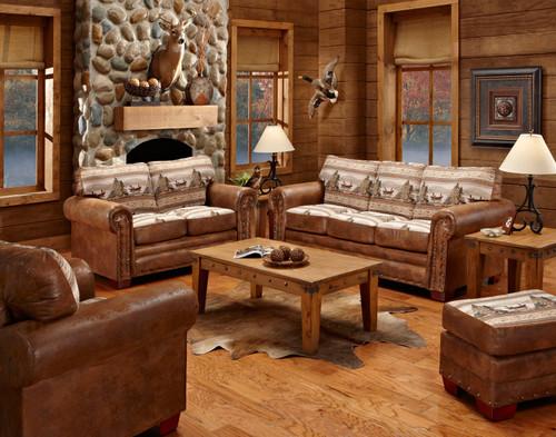 Mountain Lake Sofa Collection