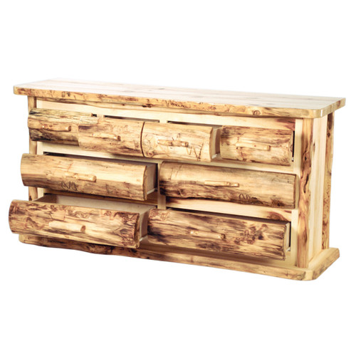 Heirloom Eight Drawer Dresser