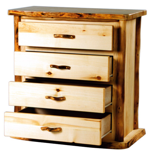 Heirloom Four Drawer Chest