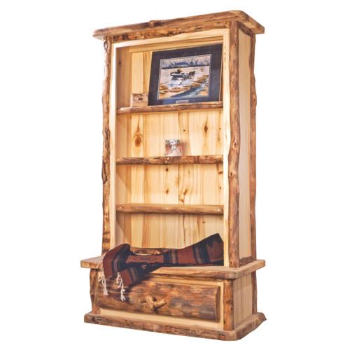 Heirloom One Drawer Bookcase