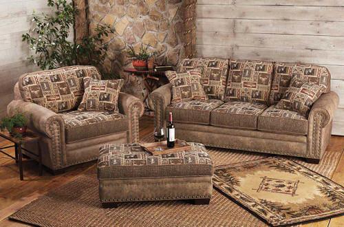 Mountain View Sofa Collection