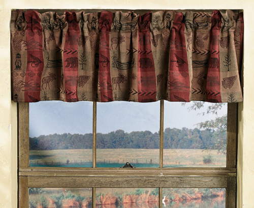 High Country Valance