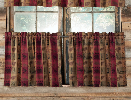 High Country Window Tier - 36 Inch (Set of 2)