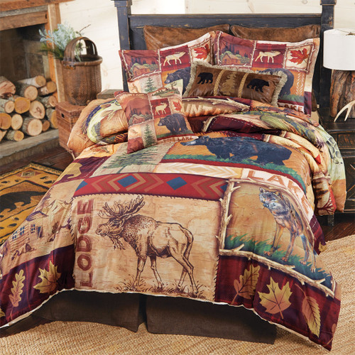 Highland Hills Lodge Comforter - Queen