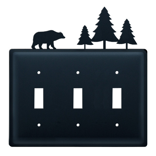 Bear & Pines Switch Covers