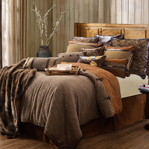 Highland Lodge 5 Piece Comforter Set - King