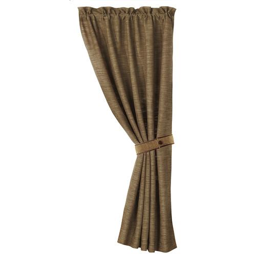 Highland Lodge Curtain with Tieback