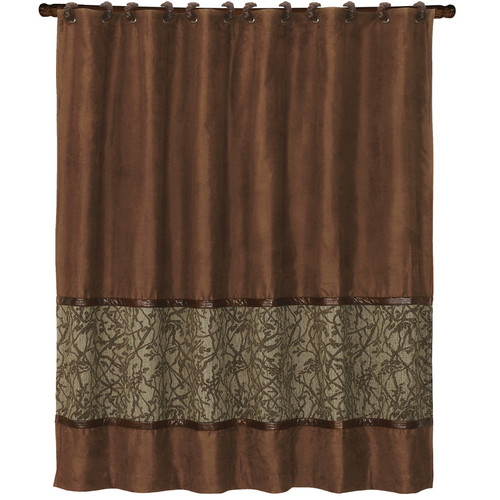 Highland Lodge Shower Curtain