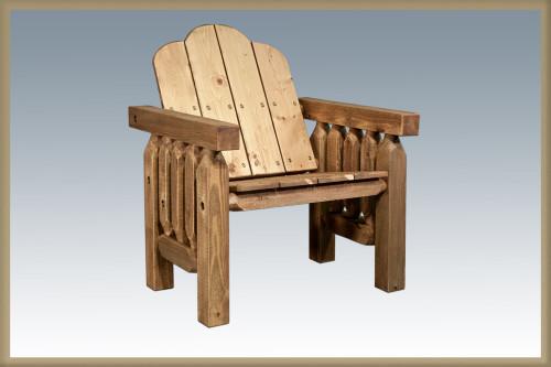 Homestead Deck Chair - Exterior Stain