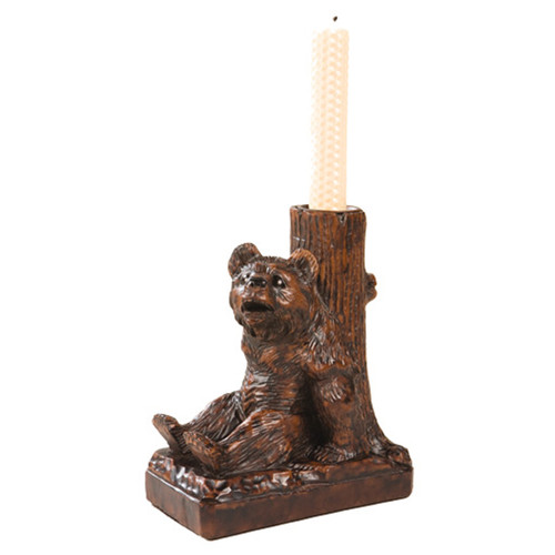 Honey Bear Candle Holder