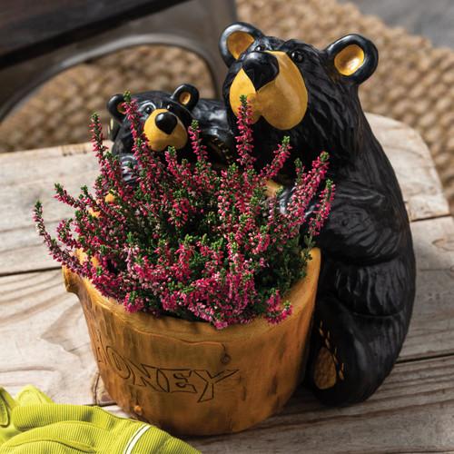 Honey Bears Grand Figurine