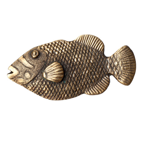 Hook Fish Knob