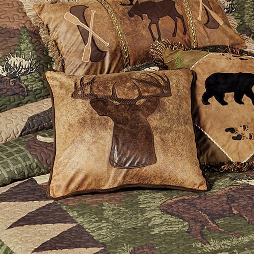 Hunter's Dream Buck Pillow