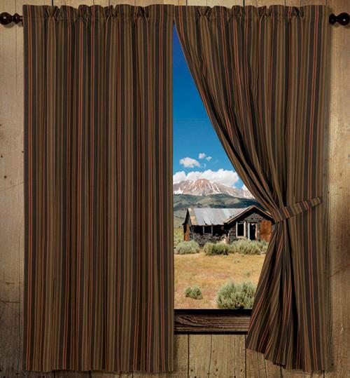 Wilderness Stripe Curtain