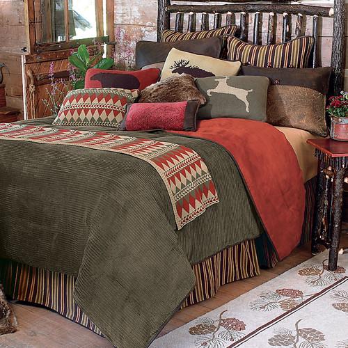 Wilderness Bed Set - Full