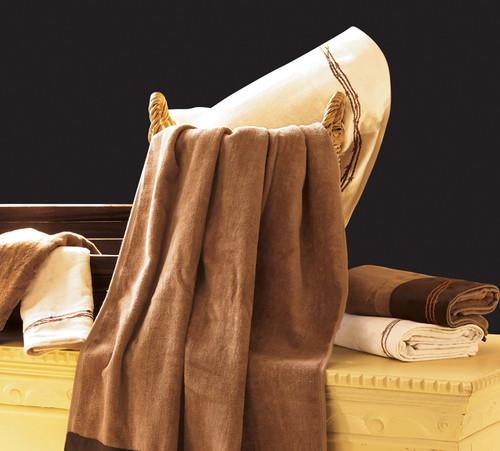Barbwire Cream Towel Set (3 pcs)