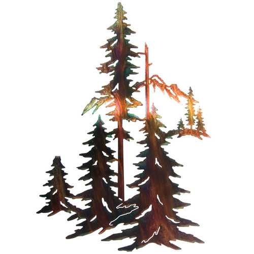 Forest Wall Hanging - Small