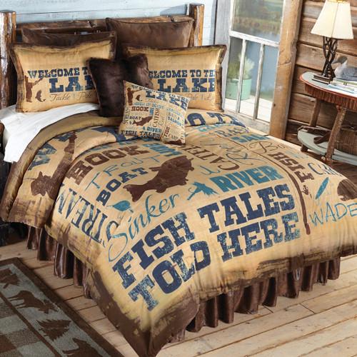 Lake Lifestyle Comforter - Twin