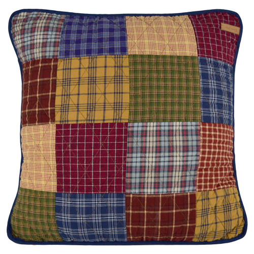 Lake Retreat Square Pillow