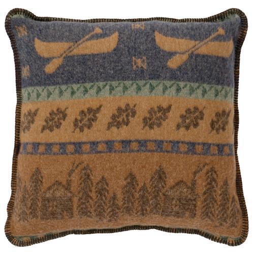 Lake Shore II Canoe Pillow
