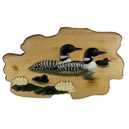 Lakeside Loons Wall Art