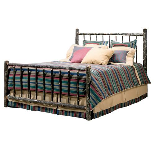 Black Forest Berea Hickory Bed