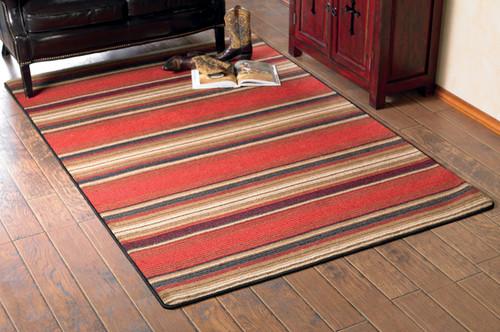 Santa Fe Stripe Rug Collection