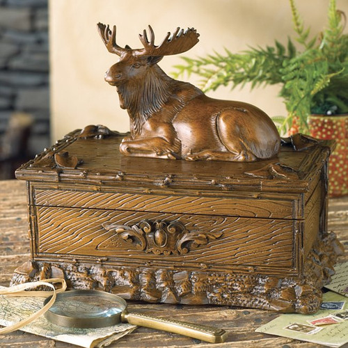 Black Forest Moose Box