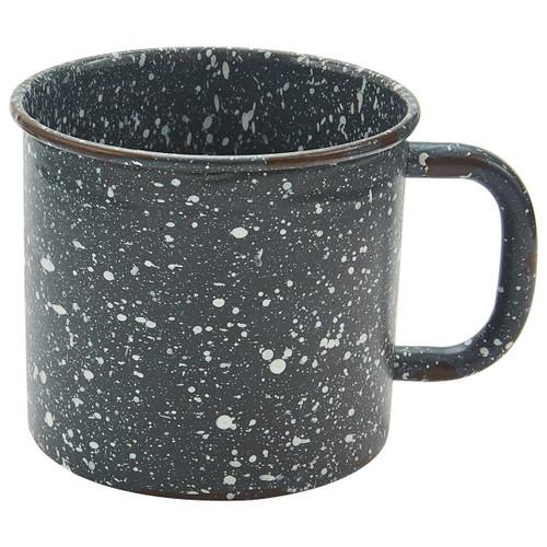 Lodge Gray Mugs - Set of 4