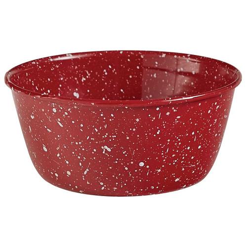 Lodge Red Cereal Bowls - Set of 4