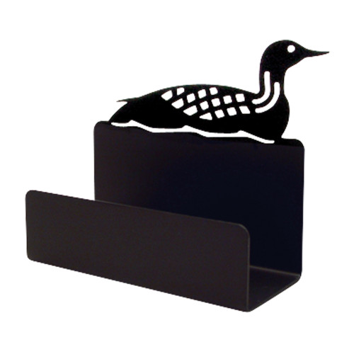 Loon Business Card Holder