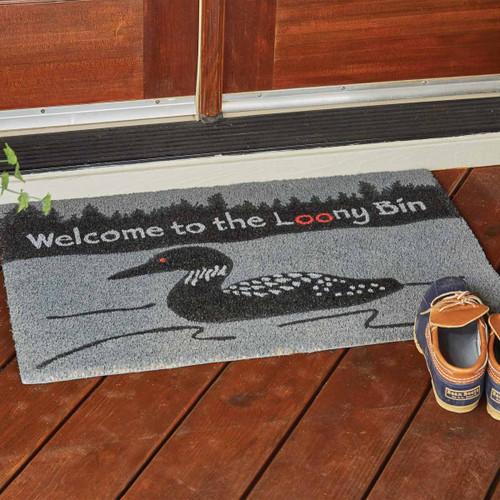 Loony Welcome Doormat