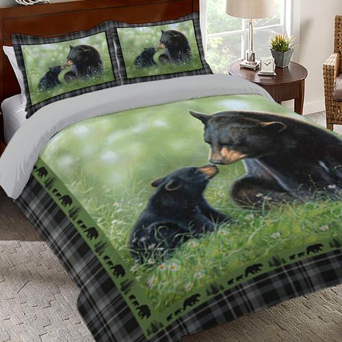 Loving Bears Comforter Set - King